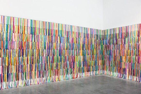 Rivane Neuenschwander Eu desejo o seu desejo 580x388 Miami Art Museum Presents Brazilian Artist Rivane Neuenschwanders First Mid Career Survey