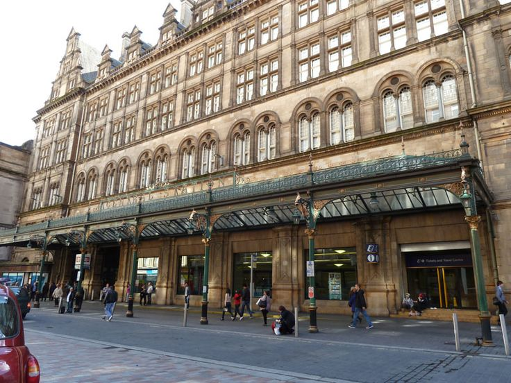 Central Station, Glasgow, Scotland | Glasgow Central Railway Station                                                                                                                                                                                 More
