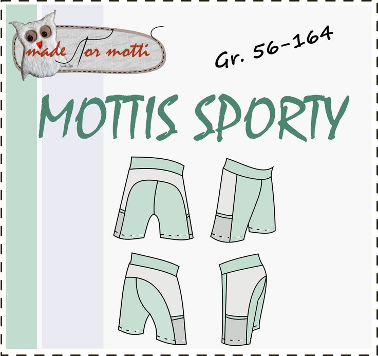 Mottis Sporty - freebook for kids and babies