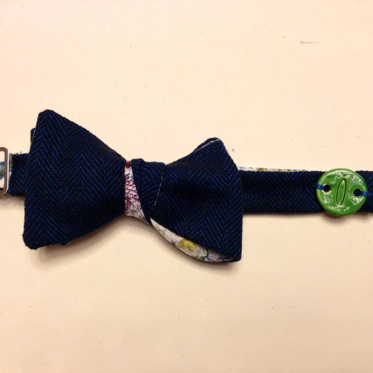 DiderotMaison Bow Tie - Vanitas - VA 6