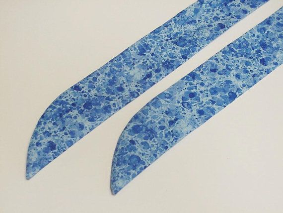 Blue Cooling Scarf Gel Neck Cooler Stay Cool Tie by iycbrand, $9.99