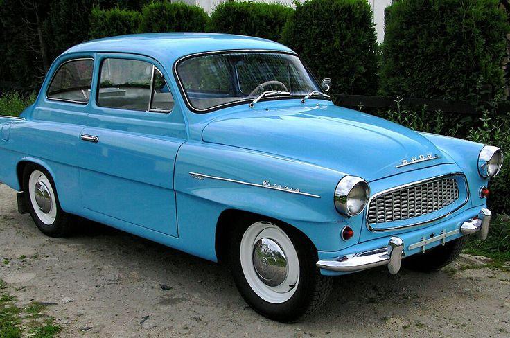Škoda Octavia Super 1959