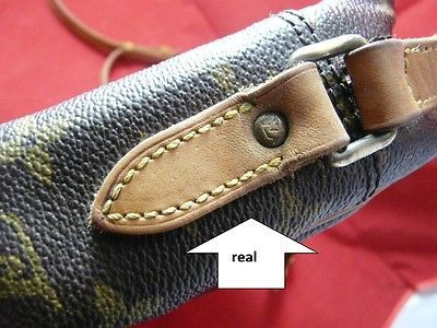 """Louis Vuitton LouisVuitton handbags have """"date codes"""" embossed either on interior tags, d rings,..."""