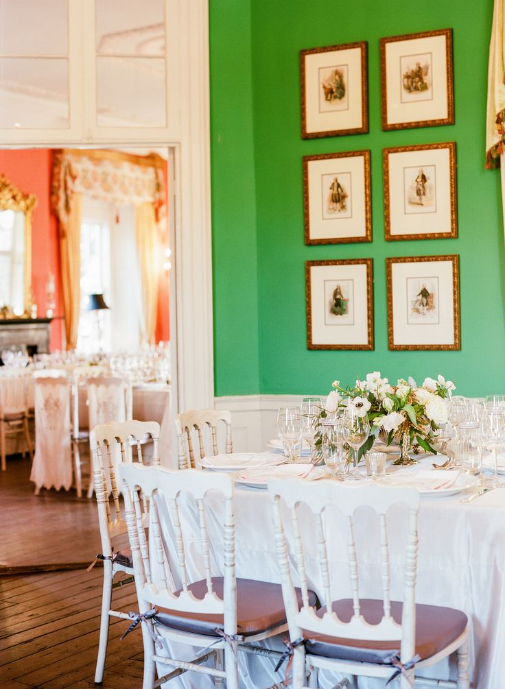 The William Aiken House in Charleston, SC | Spring wedding inspiration | Photo by Marni Rothschild Pictures