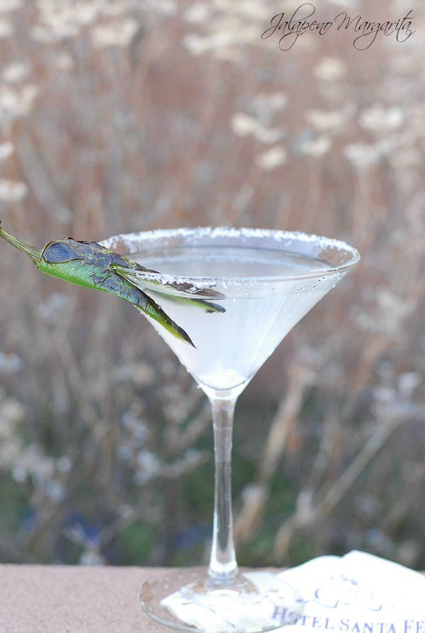Jalapeno Margarita - BoulderLocavore.com #cocktail