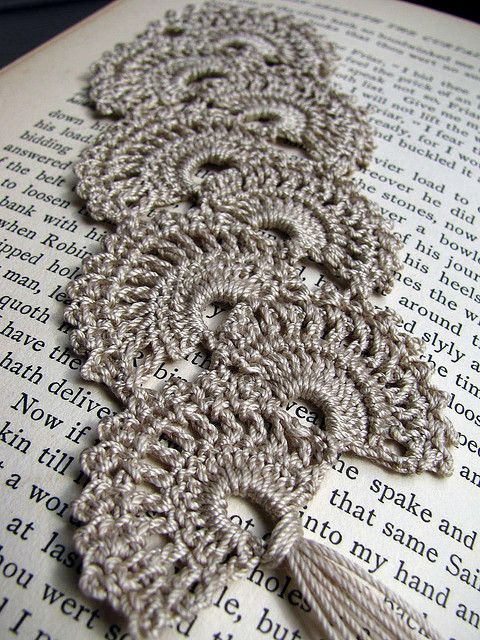 Queen Anne's Lace bookmark
