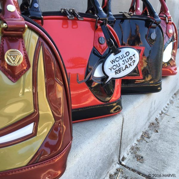Loungefly Unleashes Their Marvel Bag Collection