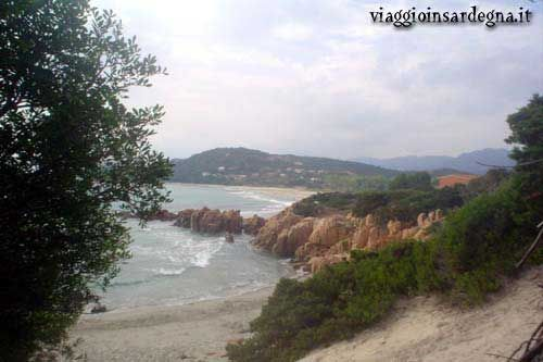 The Foxi Manna Beach In The Marina of Tertenia #Sardinia #Beaches