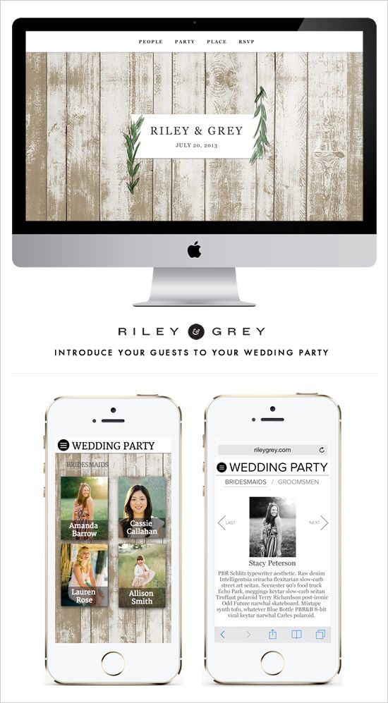 17 best ideas about Wedding Website on Pinterest Wedding tips