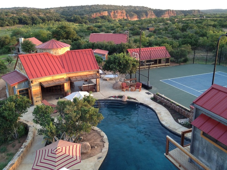Spectacular River Ranch Resort Sleeps 12 35 Private Tennis Pool Airstrip New Vacation