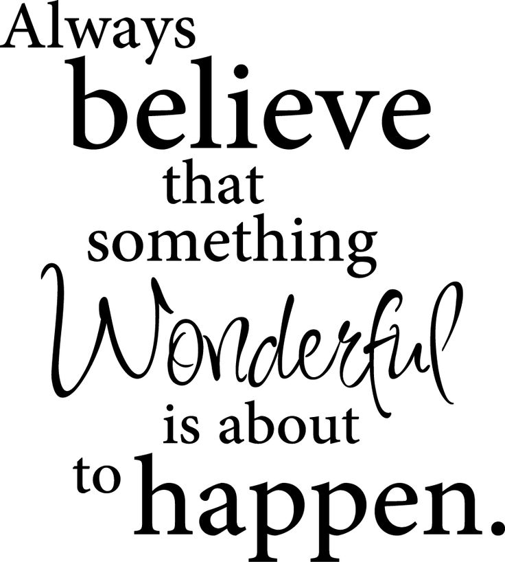 Always Believe Something Wonderful: 1000+ Images About Kids Inspirations Wall Art On Pinterest