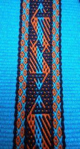Resultado de imagen para andean pebble weave