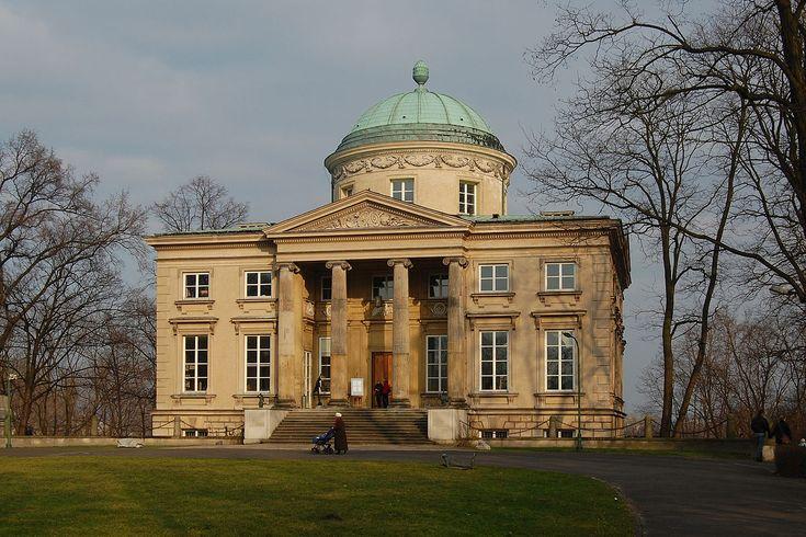 Królikarnia w Warszawie, Merlini, 2 poł XVIII
