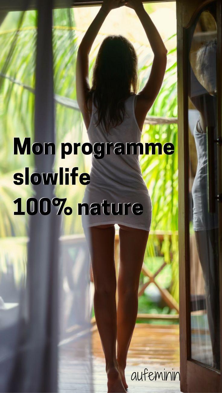 Pour retrouver ton sommeil, pour gagner en zen attitude et aussi pour te sentir mieux dans un corps plus sain, plus mince, suis notre programme 100% nature.