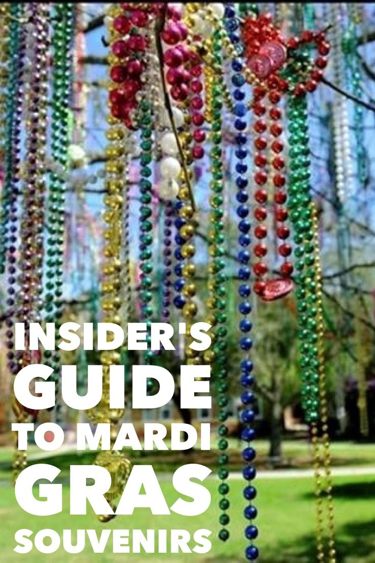 A New Orleans local and parade krewe member gives tips on how to catch Mardi Gras throws and travel souvenirs.