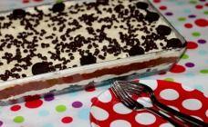 Chocolate Lasagne Recipe - Dessert