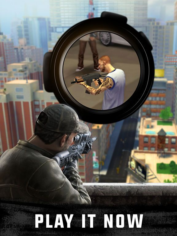 Sniper 3D Assassin: Shoot to Kill Game For Free on the App Store