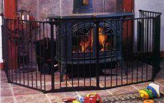 Beautiful Fireplace Gate Gallery