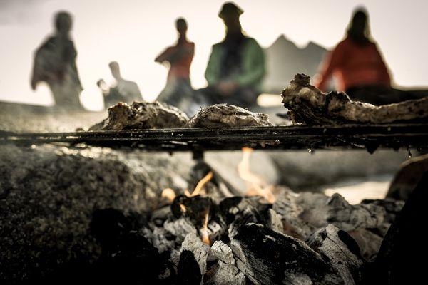 Не остаться голодным в Гренландии #Greenland