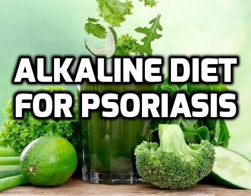 Alkaline diet for Psoriasis