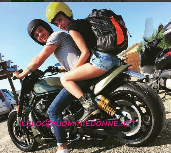Valentina Rapisarda e Andrea Cerioli partono per le vacanze e smentiscono la crisi