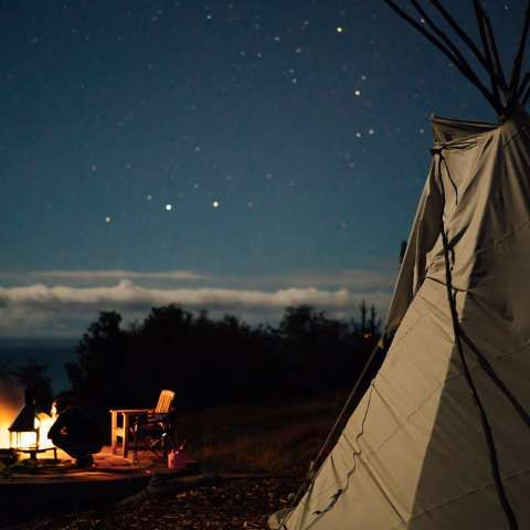 Check out this Hipcamp in California: Wild Tender Tipi Ocean View, WildTender Ranch - Thank you for your continued support of the Horse Sanctuary!!! We can't do it without you!     This small, secluded, romantic CAMPsite is meant for...