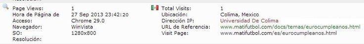 Universidad de Colima. Colima, Mexico  http://www.ucol.mx/
