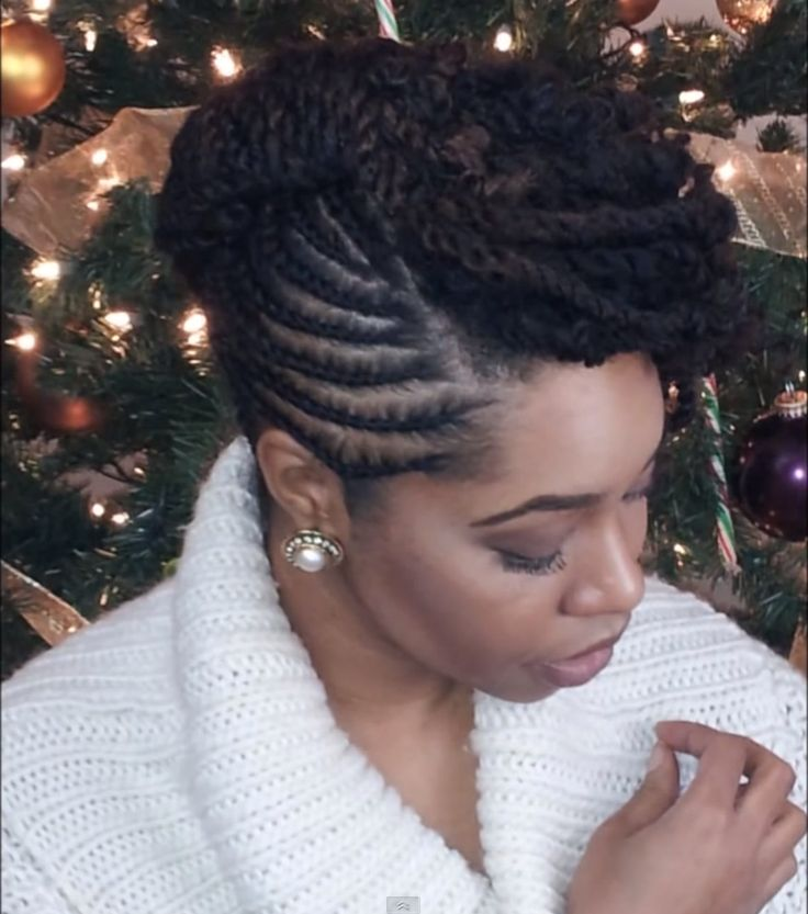 Natural Hair Style 172 Best Hair Styles 2 Try Images On Pinterest  Protective