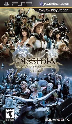 Dissidia 012 Duodecim Final Fantasy Español Psp Mega Game Pc Rip Final Fantasy Descarga Juegos Playstation