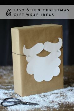 6 easy and fun Christmas gift wrap ideas | Growing Spaces