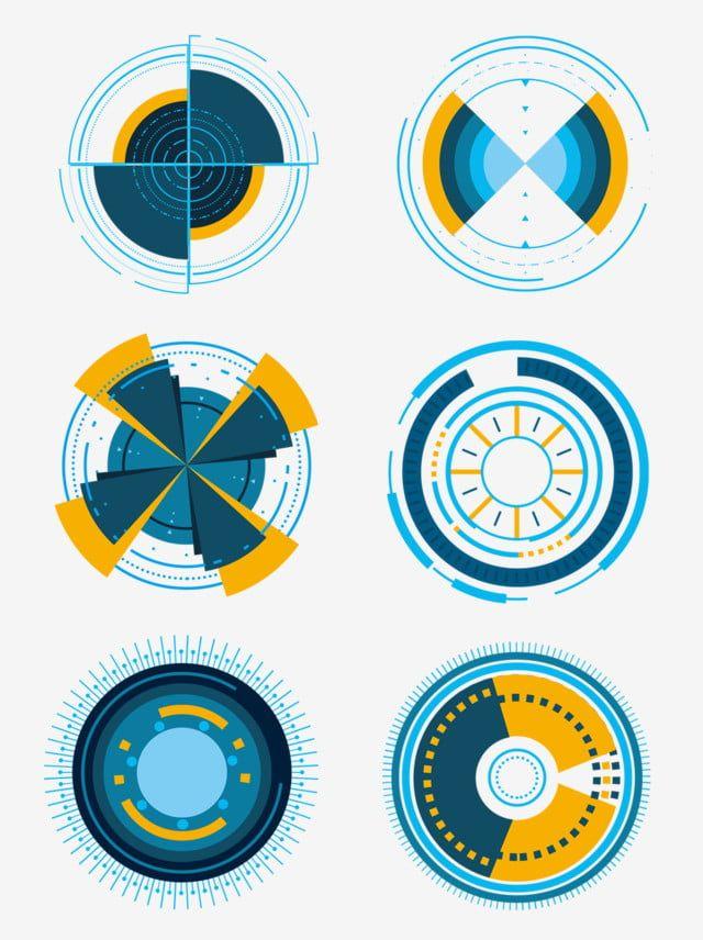 أضيق الحدود خط أزرق مستقبلية تكنولوجيا الحوار إطار جولة عنصر حدود التكنولوجيا أزرق مستقبلية Png وملف Psd للتحميل مجانا In 2020 Futuristic Technology Round Frame Background Banner