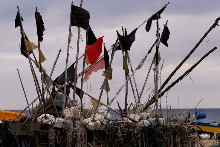 fishing flag