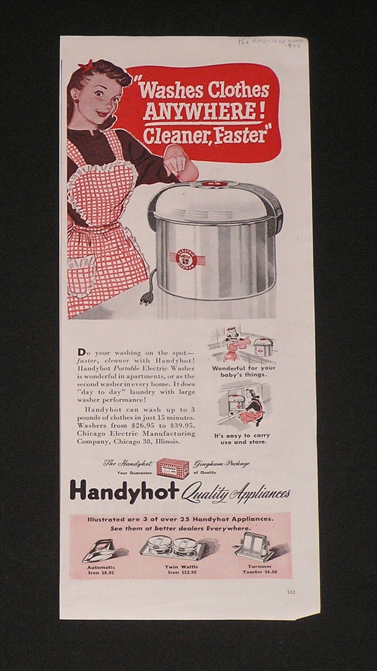 66 best laundry old school images on pinterest vintage laundry from my book hot kitchen and home collectibles of the 30s 40s 50s http