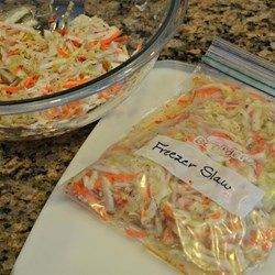 Freezer Slaw - Allrecipes.com