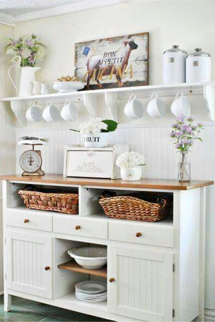 Farmhouse Kitchen Ideas On A Budget (PICTURES For July 2018)