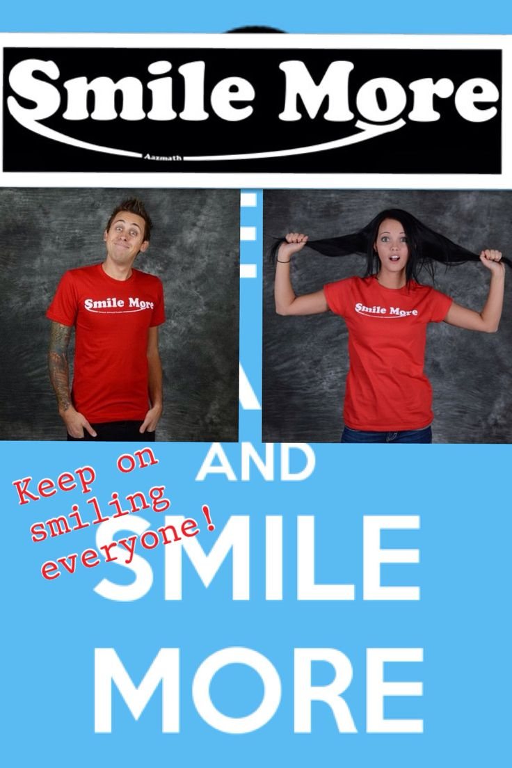 Picture for roman atwood! :) Smile More