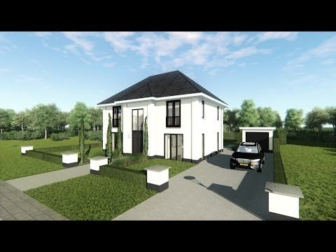 Villa Lindepijlstaart - Architectuurwonen