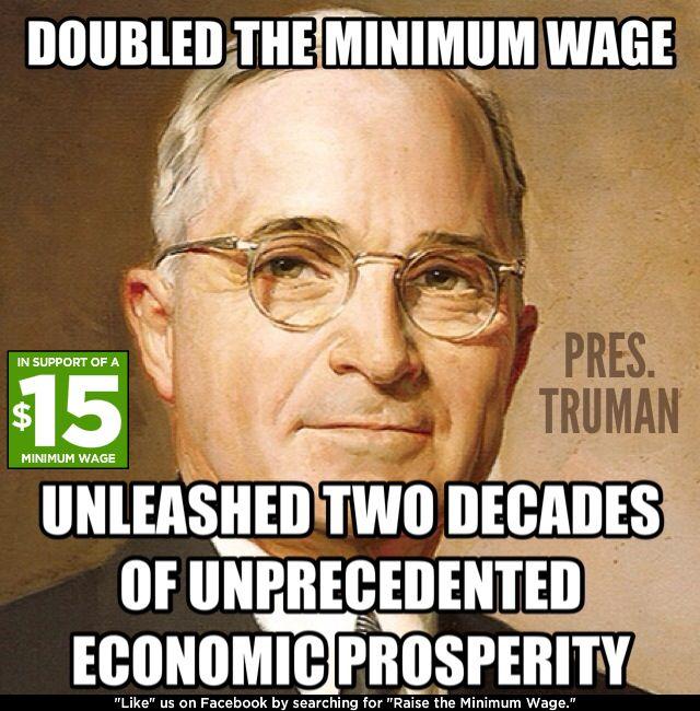 Raising Minimum Wage Bad