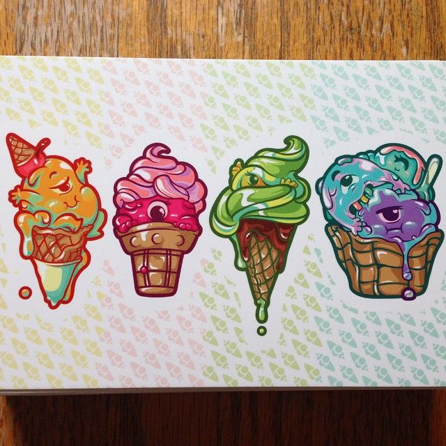 ‪#‎IceCream‬ get your ice cream! As we get closer to ‪#‎VanCAF‬ 2015 I promised to reveal some ‪#‎hardcopy‬ ‪#‎LimitedEdition‬ ‪#‎Prints‬ of ‪#‎SchoolingBosses‬ ‪#‎PartyCrashers‬ (version 1 of 2)! Come find our ‪#‎exhibition‬ ‪#‎table‬ ! ‪#‎art‬ ‪#‎illustration‬ #icecream ‪#‎dessert‬ ‪#‎yum‬  Check it out at schoolingbosses.com/news
