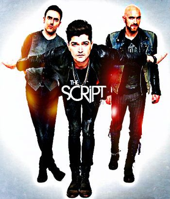 The Script Absolutely Love Them- Sunday