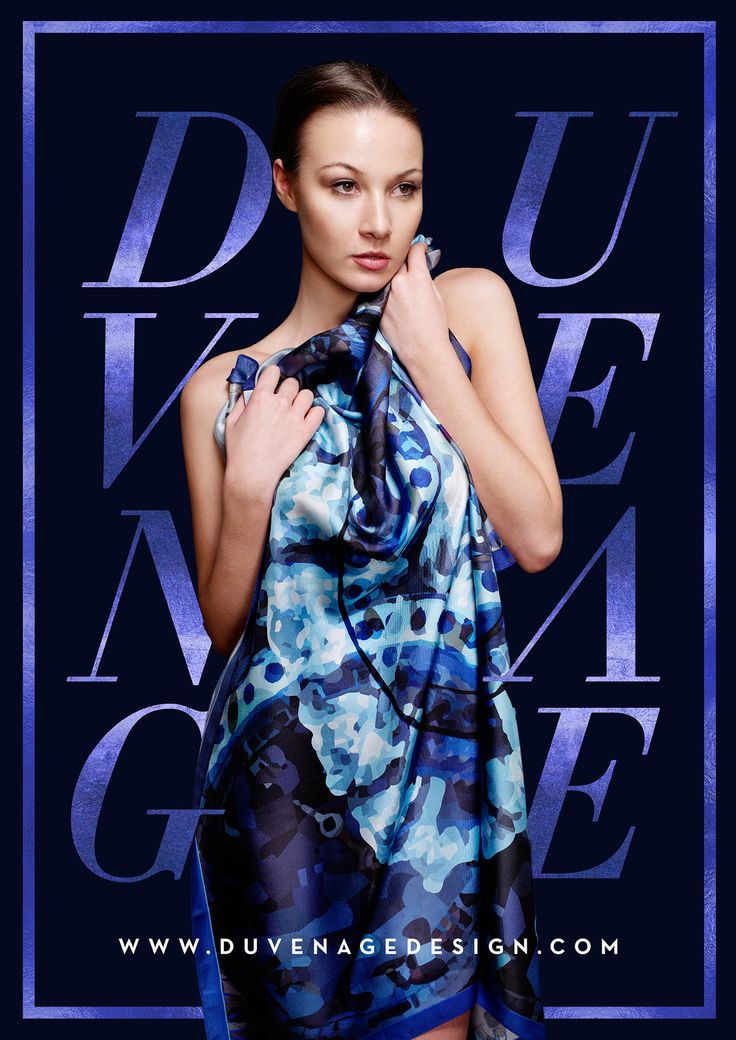 Look Book for Duvenage Fashion Label showcasing their Summer collection.