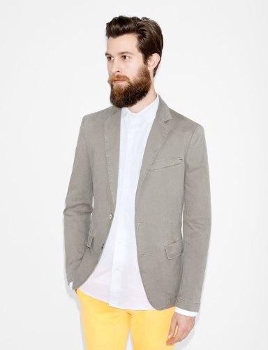 Zara Man te îmbracă de primăvară | brandtrend ... must be IN MOTION