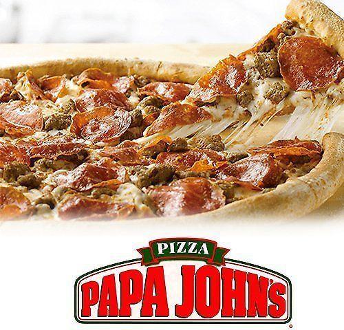$10 Papa John's 3 Toppings XL Pizza, Papa Johns - DealsPlus