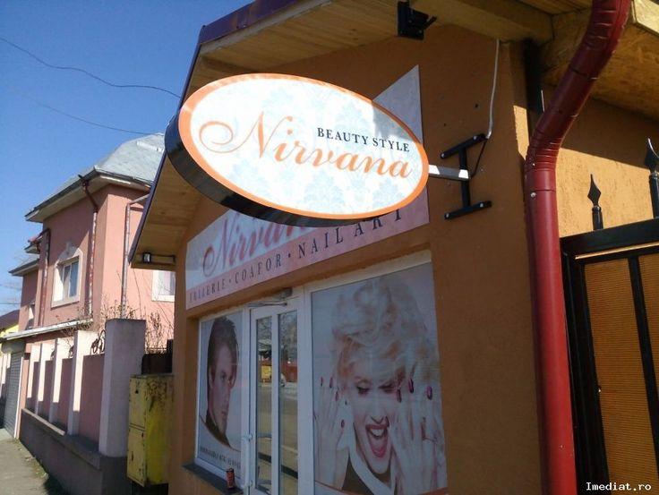 Vino si tu, alaturi de noi!   Salon Nirvana Buzau ( Tel : 0770469780 )    Tunsori moderne ( femei - copii )