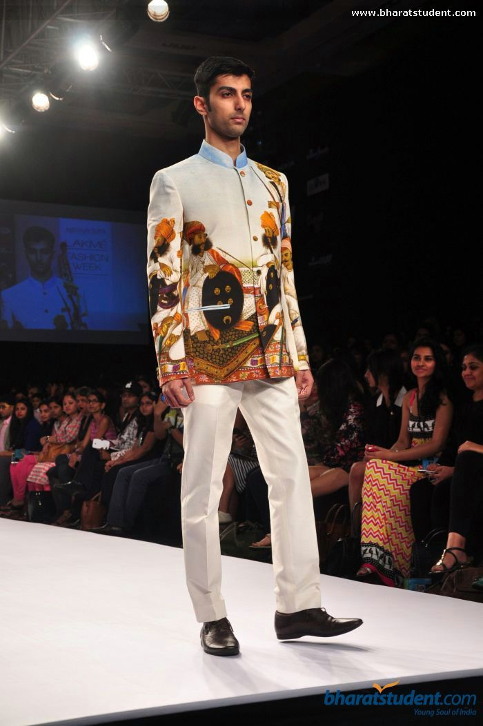 Aartivijay Gupta Show at Lakme Fashion Week Summer/Resort 2014 - Day - 2