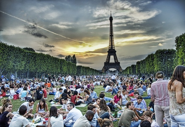 """One of the things """"less valuable than FB.""""  National Geographic's TV show Pricing the Priceless estimates that rebuilding the Eiffel Tower today would cost $480 million plus the cost of land, another $350 million. Therefore, you'd be able to build 120 Eiffel Towers for $99.6 billion."""