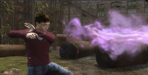 Harry Potter and The Order of the Phoenix Video Game Screenshots
