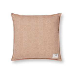 Romsey Copper Lambswool Cushion