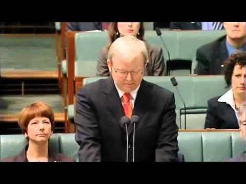 National Apology to the Stolen Generations - YouTube
