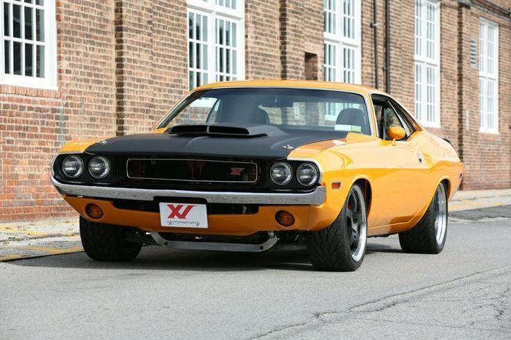 Dodge Challenger Muscle Car: Über 40 Sammlungen  – Cool cars